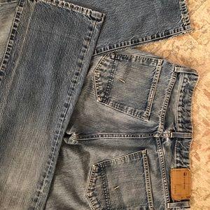 G-Star Raw distressed jeans 30x34 slim straight
